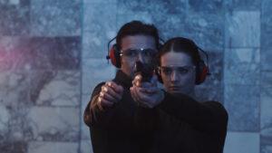 2-on-1 Firearms Training