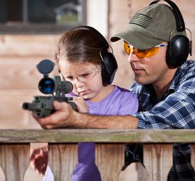 Teaching Your Children About Gun Safety