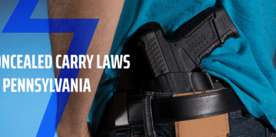 Concealed Carry Laws in Pennsylvania